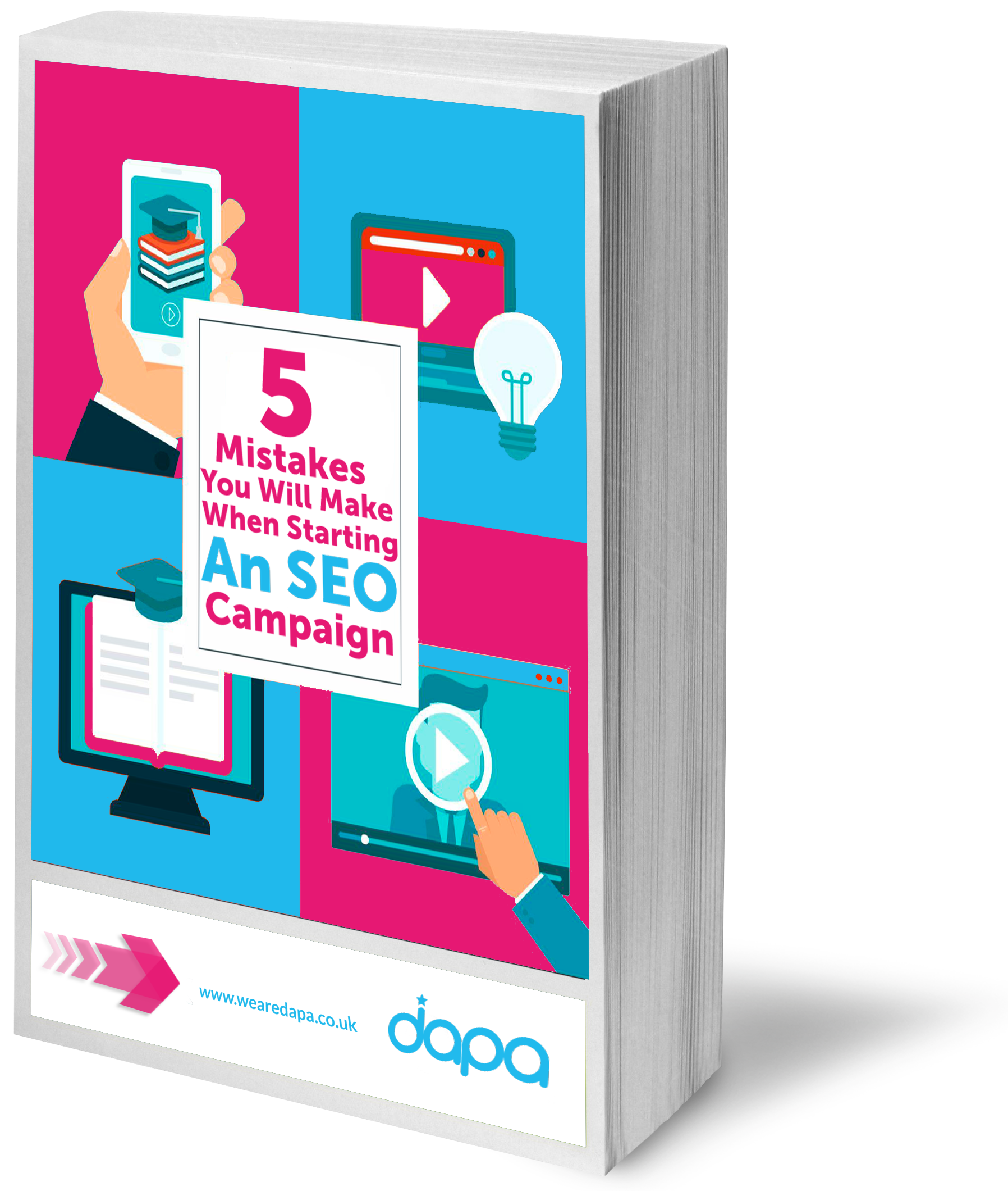 SEO Specialists Ebook