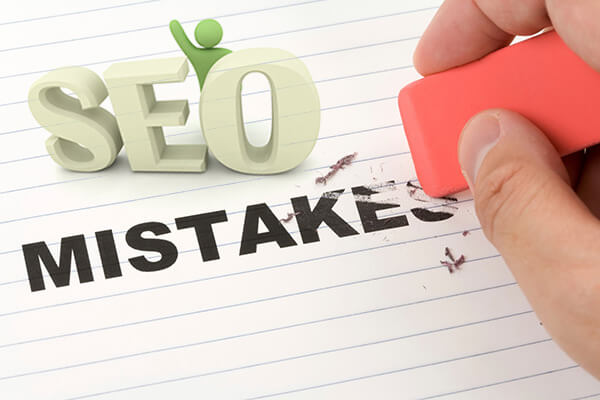 Common SEO Mistakes That Could Put You On Google's Radar