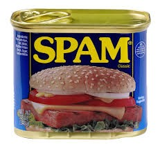 Tin of spam meaning online spam