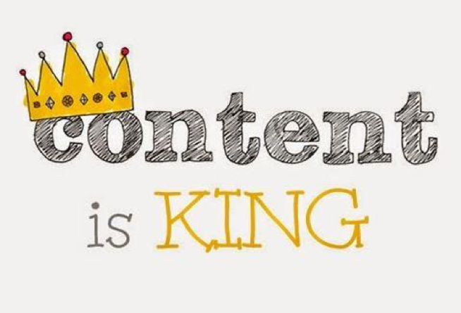 Lead Generation Strategies content is king