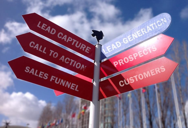 Lead Generation Strategies - Targeted Direction